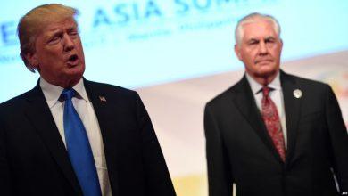 Photo of ترامب يقيل وزير خارجيته تيلرسون ويعين مدير المخابرات المركزية CIA خلفاً له