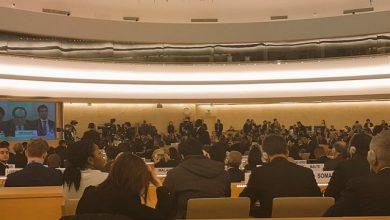 Photo of إنطلاق أعمال الدورة الـ 34 لمجلس حقوق الإنسان في جنيف
