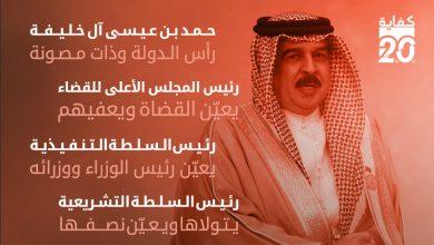 Photo of حمد بن عيسى رأس السلطات جميعا والشعب ليس مصدرها
