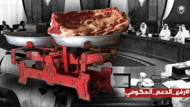 Photo of الحكومة تستعد لرفع الدعم عن اللحوم مطلع سبتمبر وتقول أن الرفع سينشط الحركة التجارية