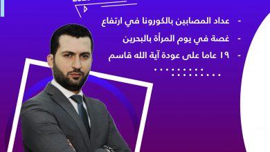 Photo of يعقوب علوية – 8-3-2020