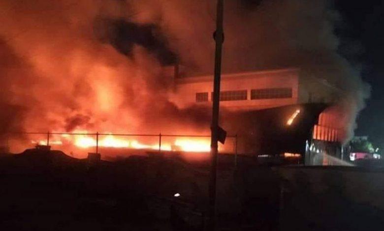 Photo of دائرة صحة ذي قار في العراق: ارتفاع حصيلة ضحايا حريق مستشفى الحسين التعليمي إلى 92 شهيداً